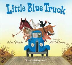 Little Blue Truck (ISBN: 9780358211785)