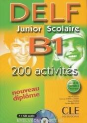 DELF Junior Scolaire B1 - Livre + CD audio - Alain Rausch (ISBN: 9782090352368)
