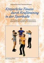 Krperliche Fitness durch Krafttraining in der Sporthalle (2001)