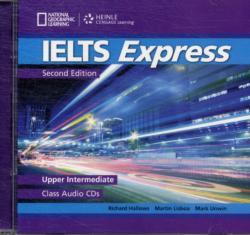 IELTS Express Upper-Intermediate BRE Class Audio CD (2012)