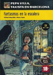 Fantasmas en la escalera + CD (ISBN: 9788484435891)