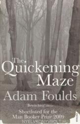 Quickening Maze (ISBN: 9780099532446)