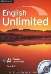 English Unlimited Starter Coursebook with e-Portfolio (ISBN: 9780521726337)