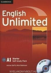 English Unlimited Starter Self-study Pack (ISBN: 9780521726344)