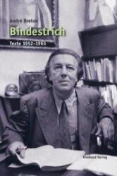 Bindestrich - André Breton, Heribert Becker (2008)