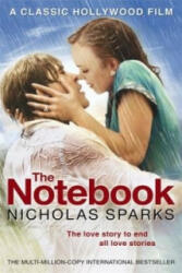 Notebook - Nicholas Sparks (ISBN: 9780751540475)