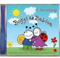 Bartos Erika: Bogyó és Babóca - A barátság - Hangoskönyv /KÖNYV/ (2010)