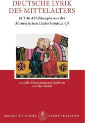 Deutsche Lyrik des Mittelalters (2002)