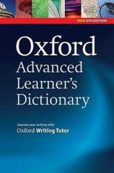 Oxford Advanced Learner's Dictionary, 8th Edition: Paperback - Albert Sidney Hornby (ISBN: 9780194799003)