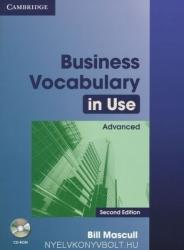 Business Vocabulary in Use, Advanced (ISBN: 9780521749404)