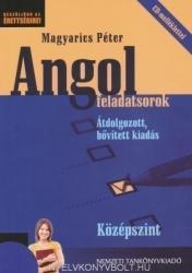 Angol feladatsorok közép + CD NT-56468/1 (2010)