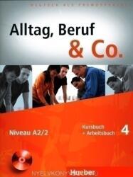 Kursbuch + Arbeitsbuch, m. Audio-CD zum Arbeitsbuch - Dr. Jörg Braunert (ISBN: 9783194015906)