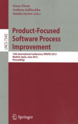Product-Focused Software Process Improvement (2012)