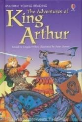 The Adventures of King Arthur Usborne Young Reading Series 2 (ISBN: 9780746080566)