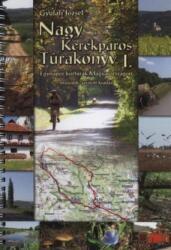 Nagy Kerékpáros Túrakönyv I (ISBN: 9789630841719)