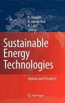 Sustainable Energy Technologies (2007)