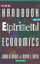Handbook of Experimental Economics (1997)