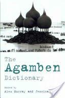 Agamben Dictionary (2011)