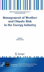 Management of Weather and Climate Risk in the Energy Industry (2009)