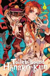 Toilet-bound Hanako-kun, Vol. 6 - AIDAIRO (ISBN: 9781975311384)