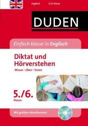 Einfach klasse in Englisch - Diktat und Hrverstehen 5. /6. Klasse (2012)