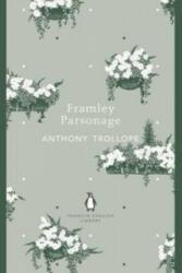 Framley Parsonage - Anthony Trollope (2012)