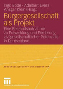 Burgergesellschaft ALS Projekt (2008)