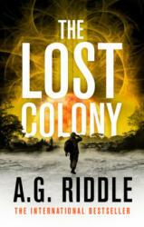 Lost Colony (ISBN: 9781800241534)