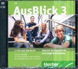 Ausblick 3 Audio CD (ISBN: 9783190318629)