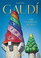 Gaudi. The Complete Works. 40th Ed (ISBN: 9783836566193)