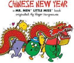 Chinese New Year: A Mr. Men Little Miss Book - ADAM HARGREAVES (ISBN: 9780593222249)