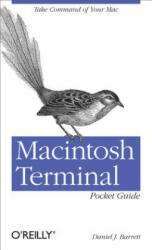 Macintosh Terminal Pocket Guide (2012)