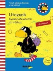 Zokni, a kis holló - Utazunk (ISBN: 9789639600195)