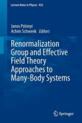 Renormalization Group and Effective Field Theory Approaches to Many-Body Systems (2012)