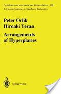 Arrangements of Hyperplanes (1992)