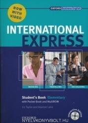 New International Express Elementary Student's Book with Multi-Rom and Video (ISBN: 9780194597364)