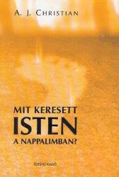 Mit keresett Isten a nappalimban? (ISBN: 9789635286652)