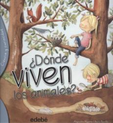 Donde Viven Los Animales - Alejandro Algarra (ISBN: 9788468329567)