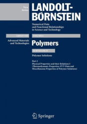 PVT-Data and Miscellaneous Properties of Polymer Solutions (2010)
