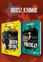 Egy halott portréja - Idegen álarc /Orosz Krimik (ISBN: 9786158052498)