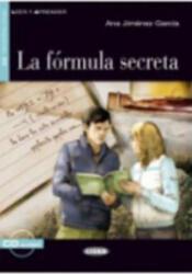 BLACK CAT LEER Y APRENDER 2 - LA FORMULA SECRETA + CD - A. JIMENEZ (ISBN: 9788853011244)