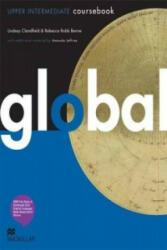 Global Upp Intermediate - Lindsay Clandfield (ISBN: 9780230033214)