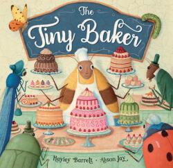 Tiny Baker, Hardback (ISBN: 9781646860708)