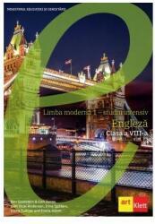 Limba engleză. Limba modernă 1. Studiu intensiv. Clasa a VIII-a (ISBN: 9786069089514)