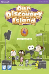 Our Discovery Island American Edition Students' Book with CD-rom 4 Pack (ISBN: 9781447900641)