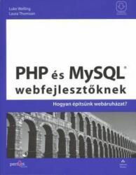 PHP és MySQL webfejlesztőknek (2010)
