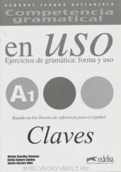 Competencia gramatical en Uso A1 Clave (2008)