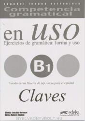 Competencia gramatical en Uso B1 Clave (2009)