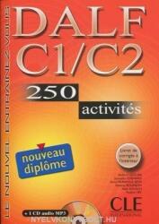 Dalf C1-C2 250 Activités Audio Mp3 (ISBN: 9782090352337)