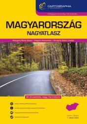 Magyarország nagyatlasz - Cartographia (2010)